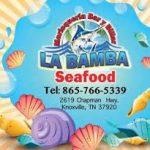 La Bamba Seafood Knoxville TN