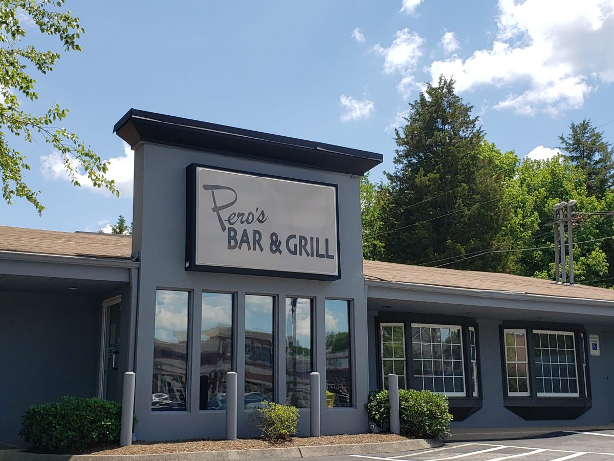 Pero's Bar and Grille - IBN Biz Lunch Knoxville