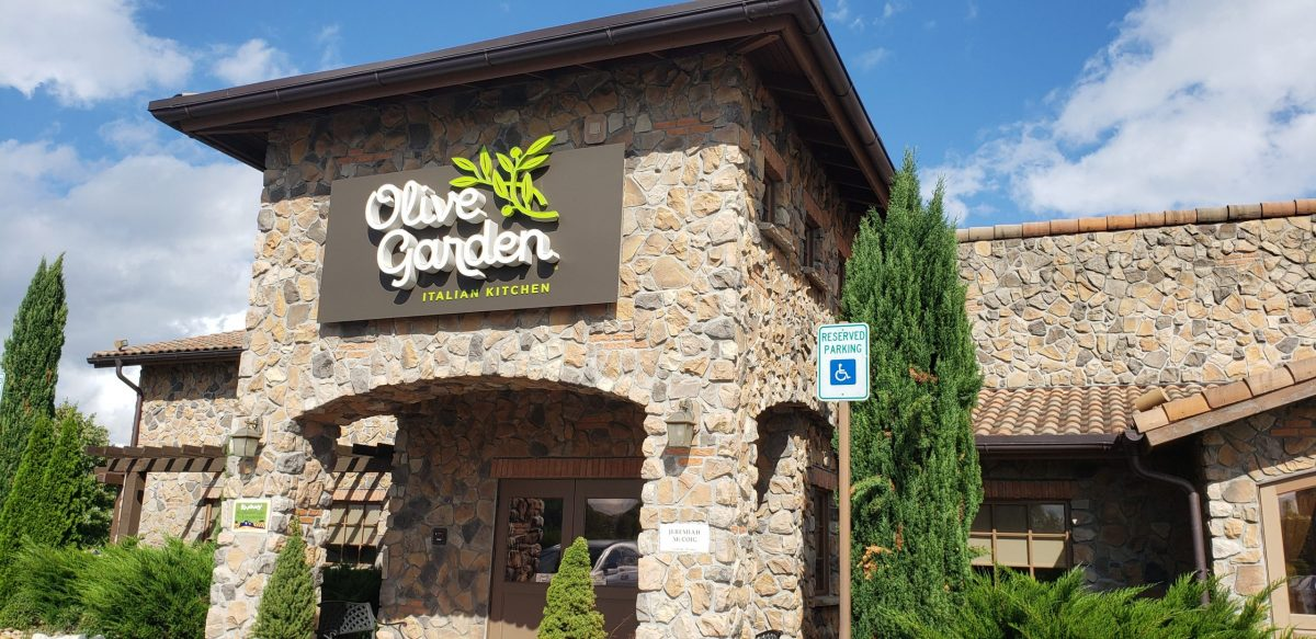IBN Biz Lunch - Maryville Alcoa - Incredible Business Networking at Olive Garden