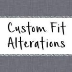 Custom Fit Alterations Knoxville TN